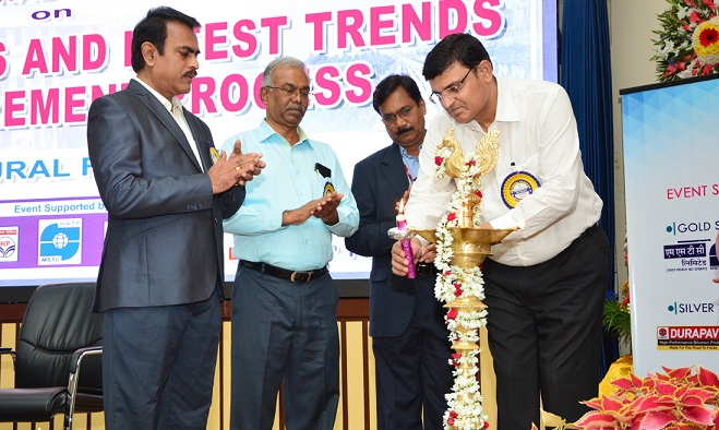 NLC Organised National Level Seminar on Best Practices and Latest Trends in Procurement Practices
