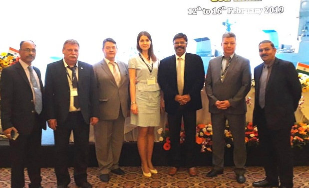 HEC Participated in 33rd Indo-Russian Intergovernmental Commission
