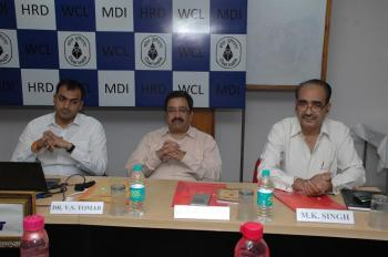 Personality Development Workshop held in WCL