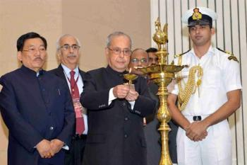 President of India inaugurates first edition of World Sustainable Development Summit