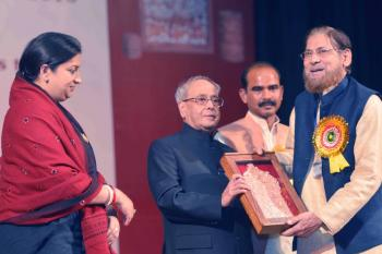 National Awards and  Shilp Guru Awards
