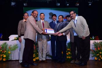 REIL honored by Rajasthan Energy Conservation Award- 2016