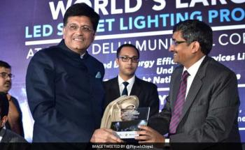 Worlds Largest LED Street Light Replacement Project Launched