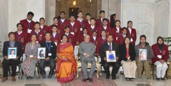 Winners of the National Bravery Awards-2016