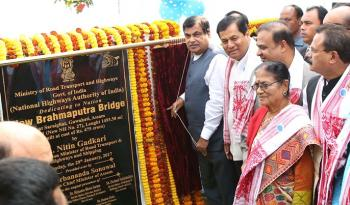 New Brahmaputra Bridge Dedicated to the Nation