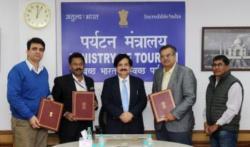 NPCC and NBCC Signs MoU for implementation of Tourism projects