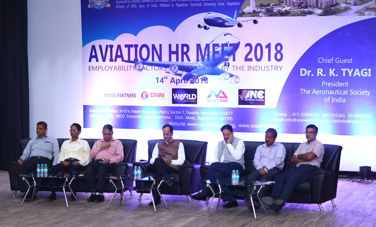 President AeSI Calls for Higher Synergy to Meet HR Challenges in Aviation and Aerospace