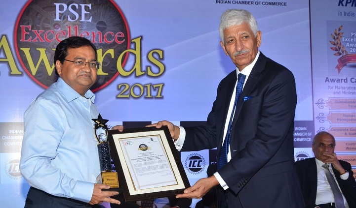 REIL Awarded with PSE Excellence Award 2017