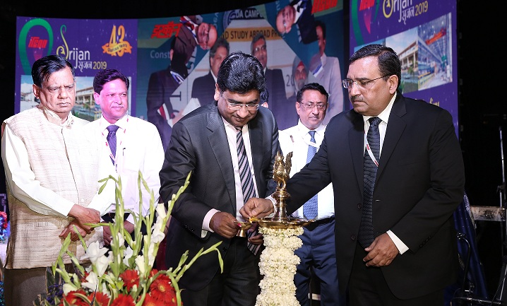 IRCON Celebrates its 43rd Annual Day