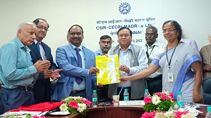 ITI Inks MoU with CECRI-CSIR for Manufacturing of Lithium Ion Cells