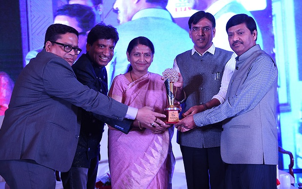 IREDA Conferred with Overall Best Performance Award