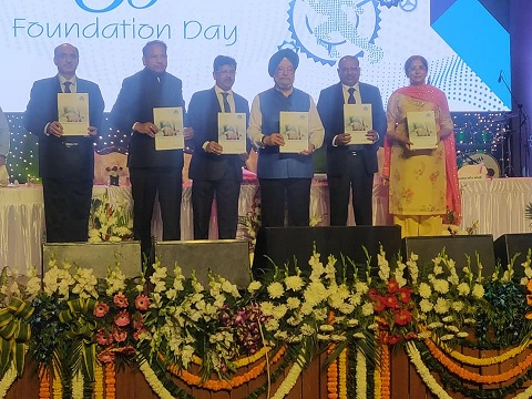 NBCC celebrates 60th Foundation Day