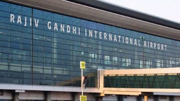 Hyderabad International Airport Among top 10 in the World
