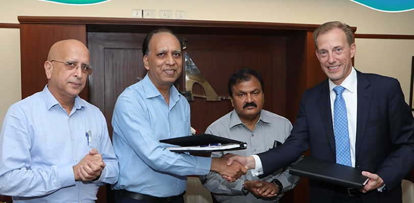 AAI Signs a Contract with Aireon LLC for Implementation of Air Traffic Surveillance Service