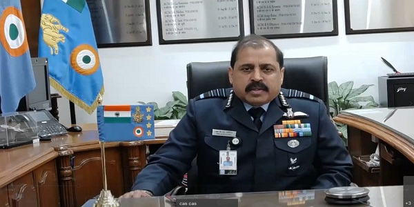Air Staff chief address webinar on Domination of Aerospace Domain- Indian context
