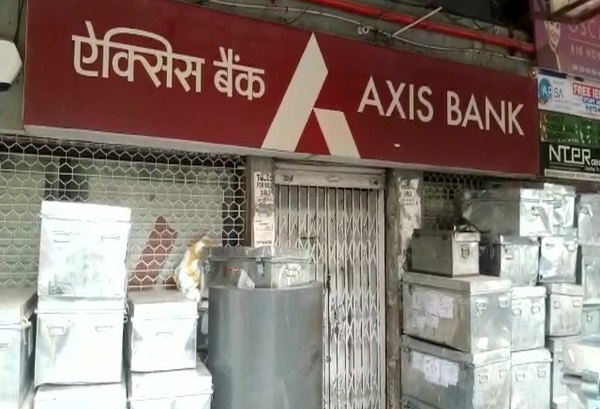 4.04 crores stolen from Axis Bank, Chandigarh branch