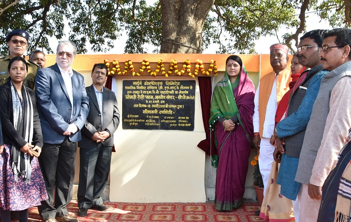 NCL Inaugurated  Several CSR Initiatives