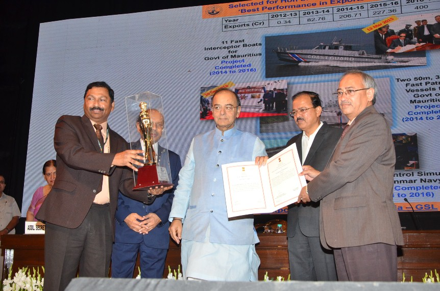 BDL Conferred Raksha Mantri's Awards for Performance Excellence and Innovation