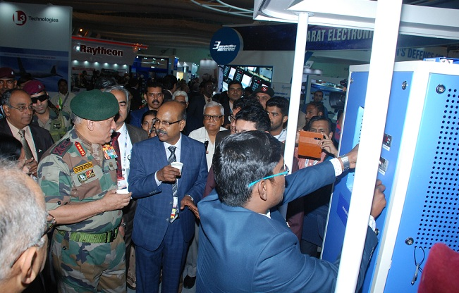 BEL Launched Atmospheric Water Generator at Aero India-2019 Show