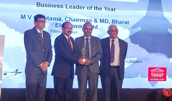 CMD BEL won Business Leader of the Year Award