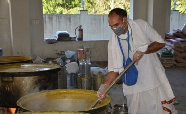 CIL initiates a support 'Food for Life' in Delhi under CSR