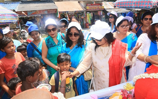 CIL Sets up a water Kiosk