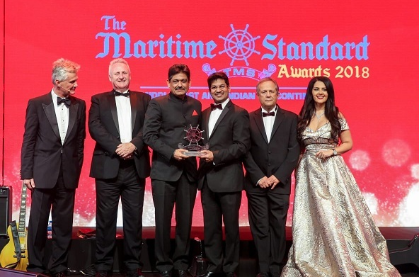 CMD SCI Awarded with Outstanding Achievement Award