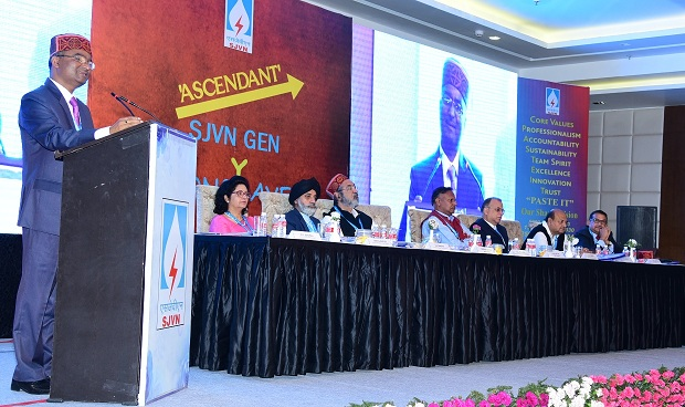 SJVN Organises - ASCENFANT SJVN GEN Y Conclave for Executives