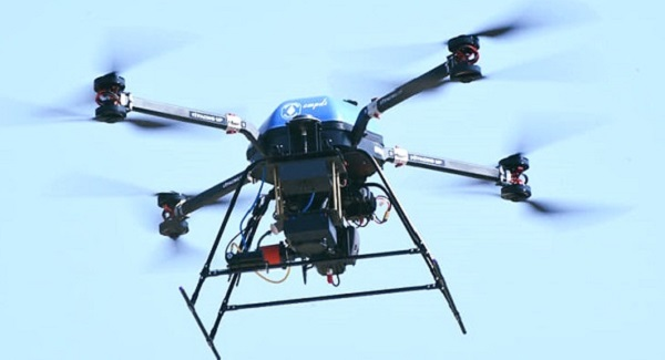 Drone use permission to CMPDI for coalfield survey; SOP is here