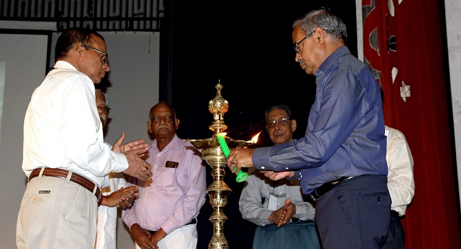 Chairman CIL Inaugurates Workshop at Indian School of Mines Alumni Associatio