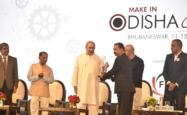MCL Awarded with Odisha CSR Award-2018