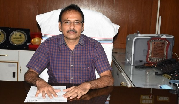 Mr. P K Patel assumes charge of CVO, MCL