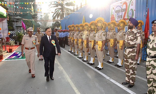 MDL Celebrated 70th Republic Day with Great Fervor