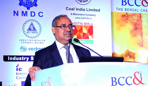 Chairman CIL Addresses Minerals and Mining Conclave