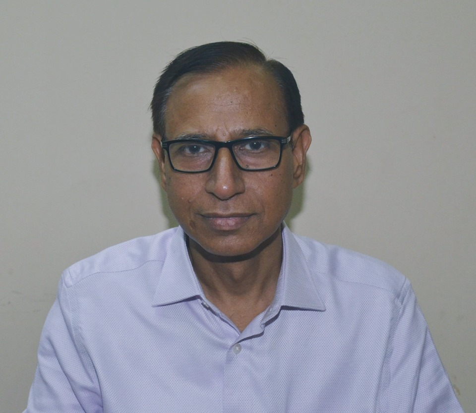 Shri A.K. Rana takes over as Director Tech of CMPDI