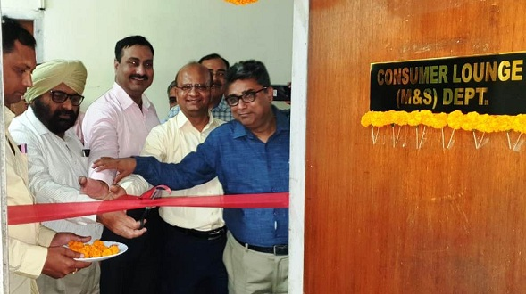 Consumer Lounge Inaugurated at MCL HQ