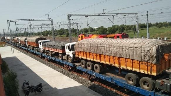 Achievement: DFCCIL records 10 billion GTKM freight movement in a single day