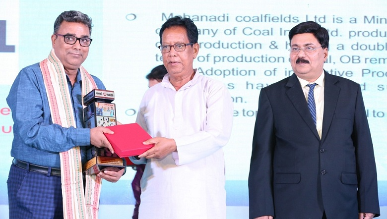 Nalco Felicitates Coal India