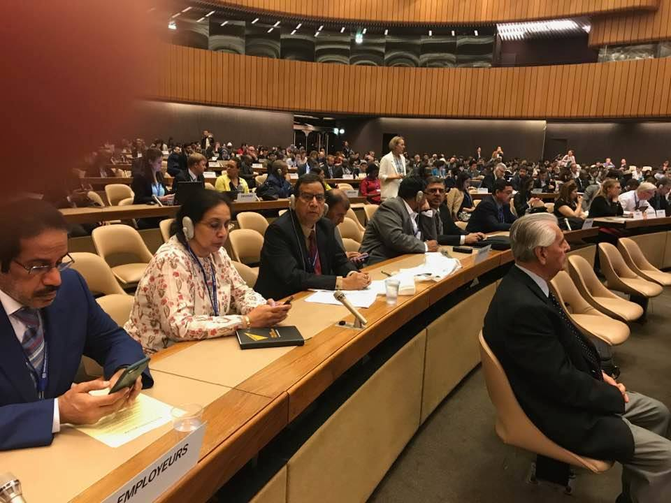 DG SCOPE participates in ILO Conference in Geneva