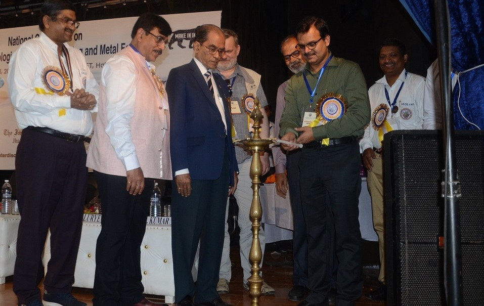 National Conference ETCON-2018 Inaugurated at NIFFT