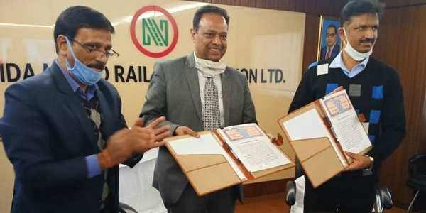 DMRC signs consultancy agreement with NMRC for Phase– II PROJECT