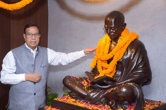 SCOPE Gandhian Forum Pays Homage to Father of the Nation
