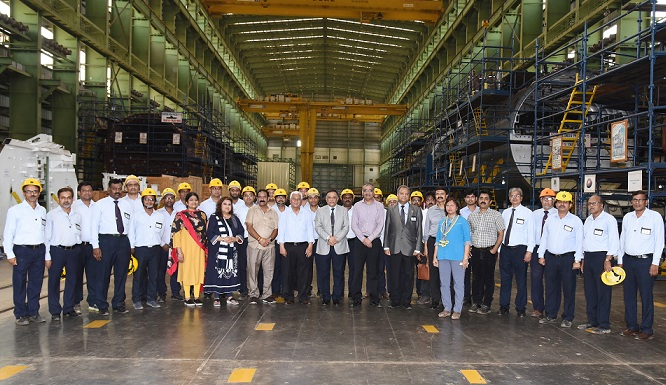 Standing Committee on Defence Visited MDL