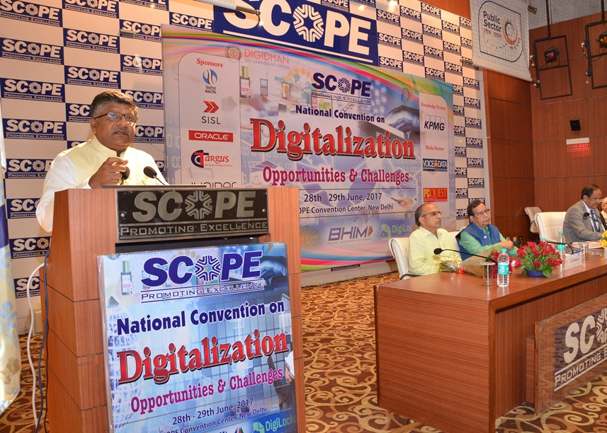SCOPE Convention on Digital India