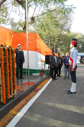 70th Republic Day Celebration at PDIL