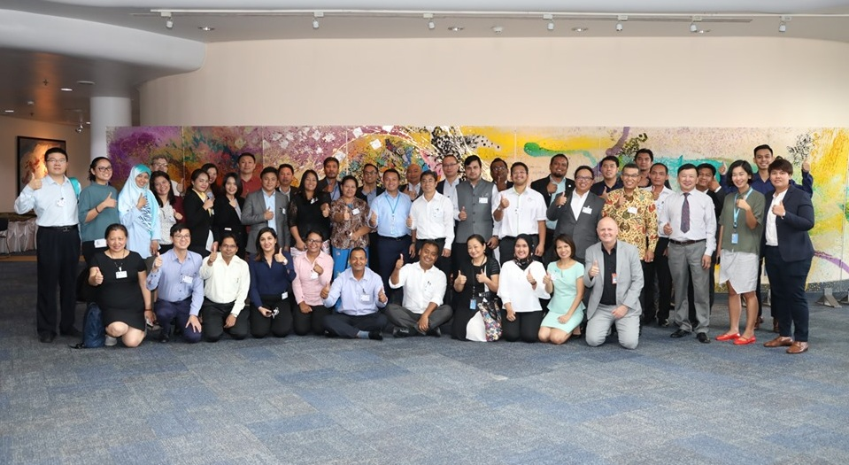 Deputy GM EESL attended the Awareness Forum on Prevention of Air Pollution in Asia Pacific