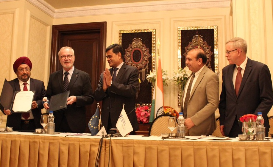 IREDA and European Investment Bank sign Loan Agreement for Renewable Energy Financing in India