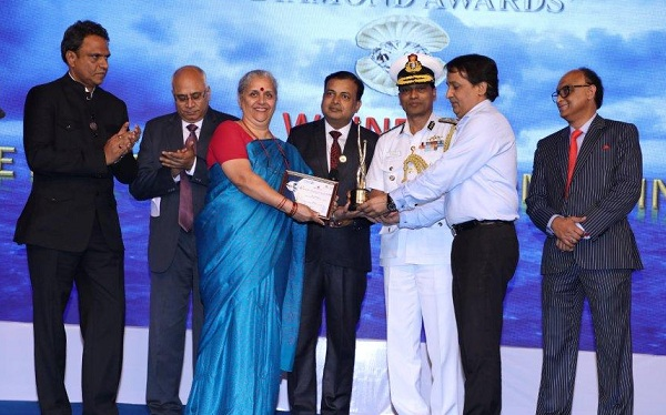 SCI Awarded with Shipping Company of the Year - Coastal Award