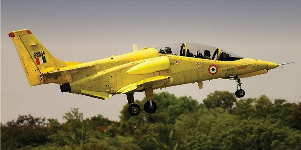 Modified IJT developed by HAL Commences Spin Flight Testing