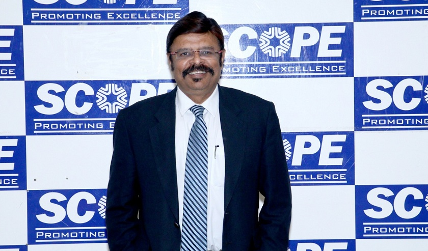 Shri Rana S. Chakravarty elected as Member of Executive Board of SCOPE